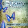 The Butterfly Papers Vol. 1 Announcement