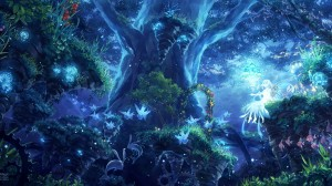 Forest Dream Angels Wallpapers HD 1920x1080